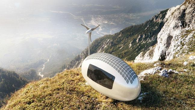 Top Eco Campers - The Ecocapsule
