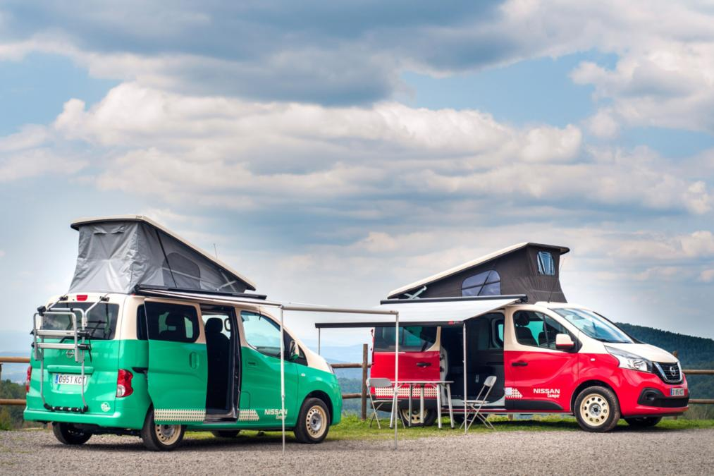 electric campers