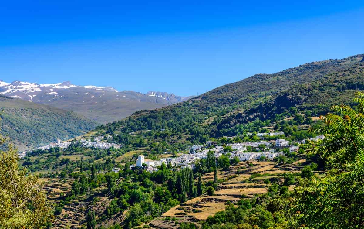 top road trips - Spain