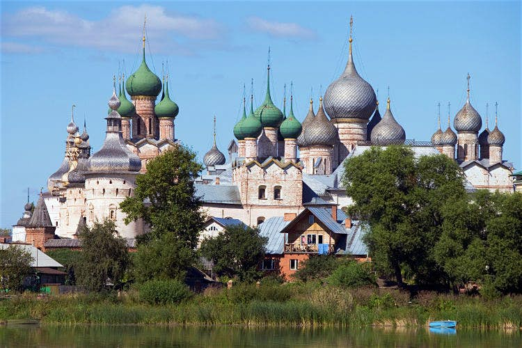 top road trips - Russia