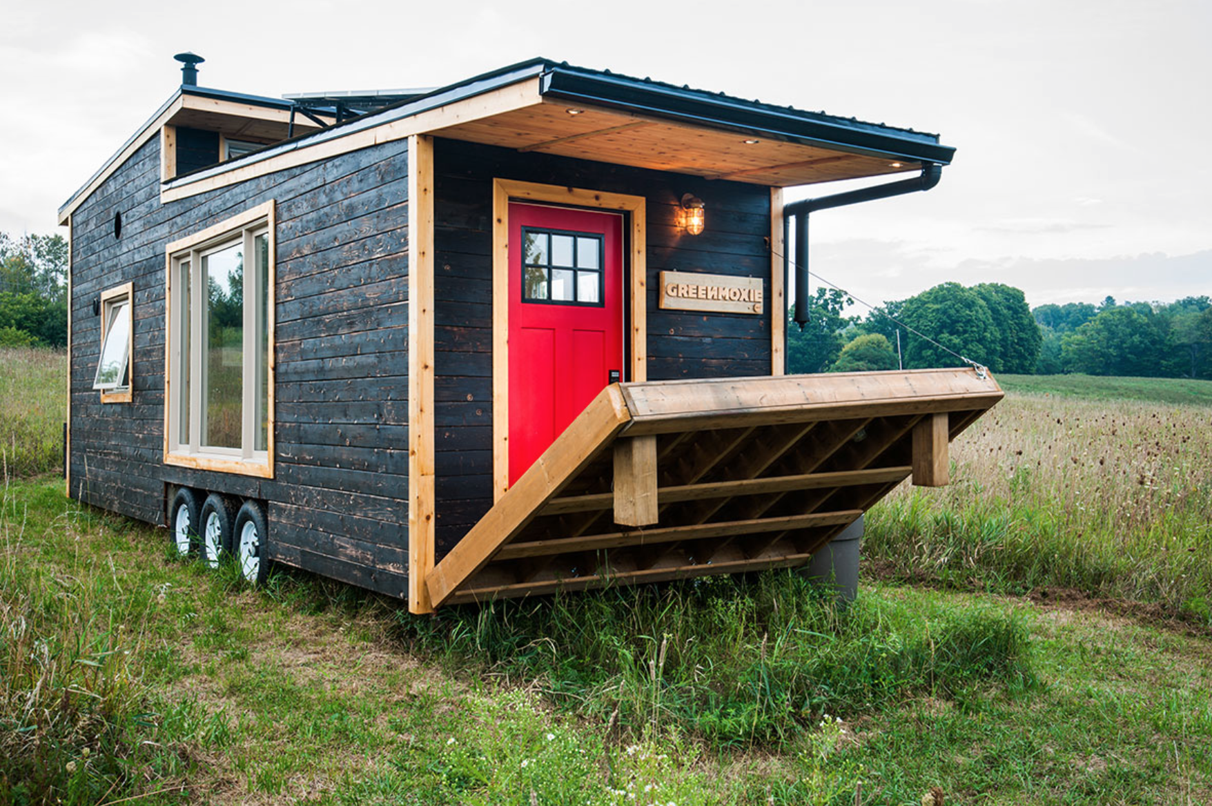 Top Tiny Homes - GreenMoxie Tiny House
