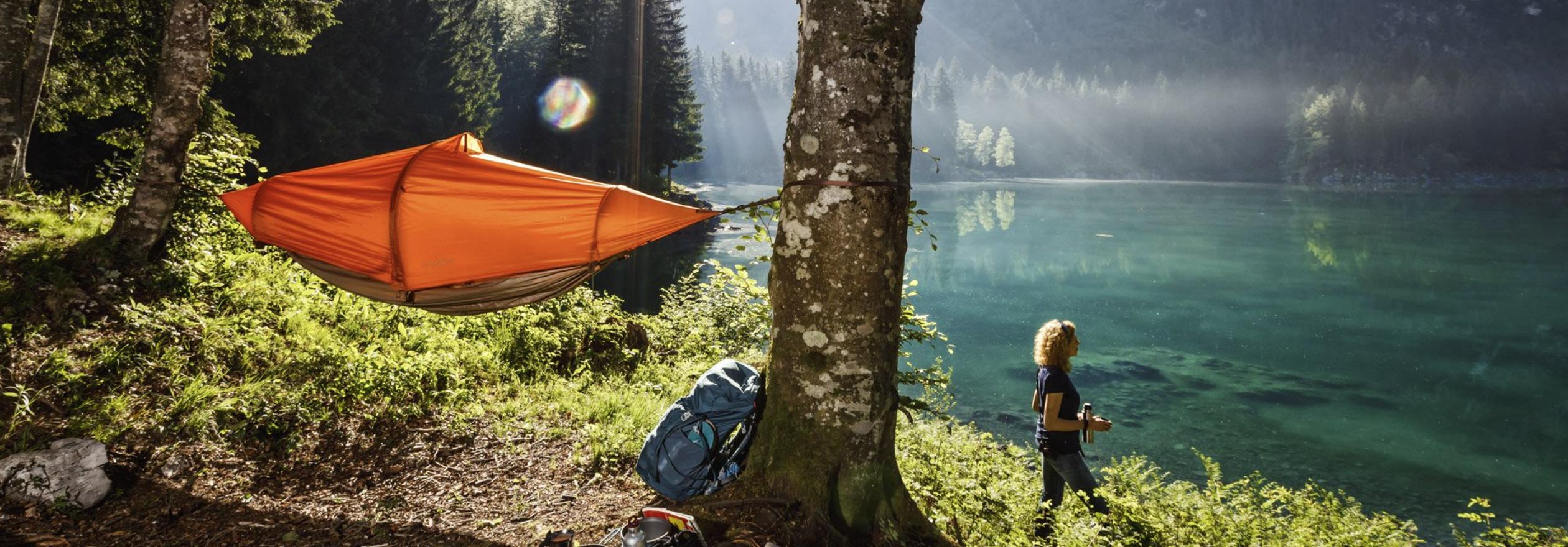 Tent Hammock - River