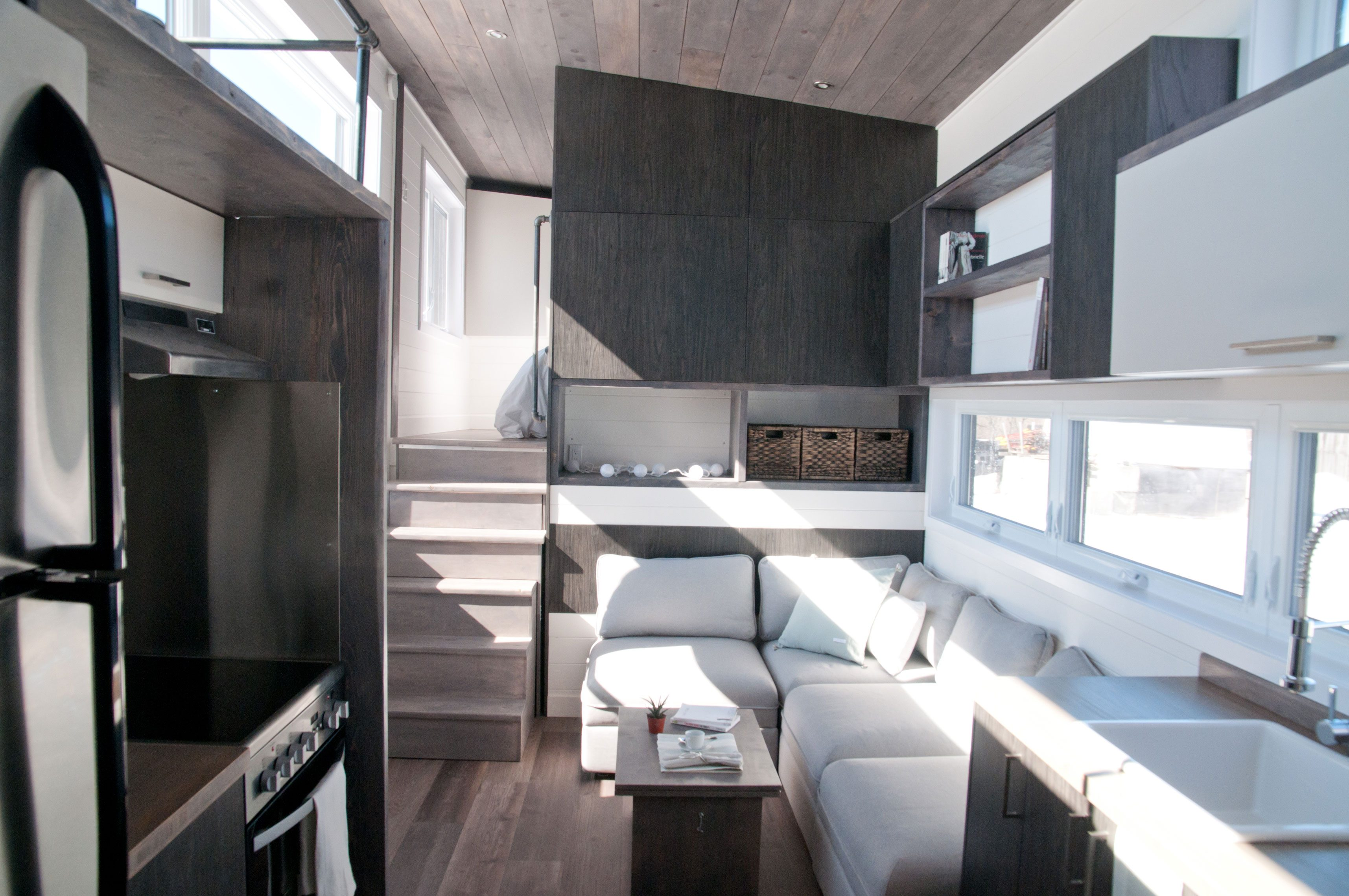 Top Tiny Homes - Sakura inside