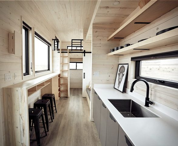 Top Tiny Homes - Inside The Drake
