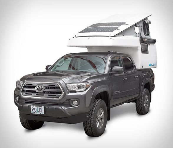 pop up truck camper 2