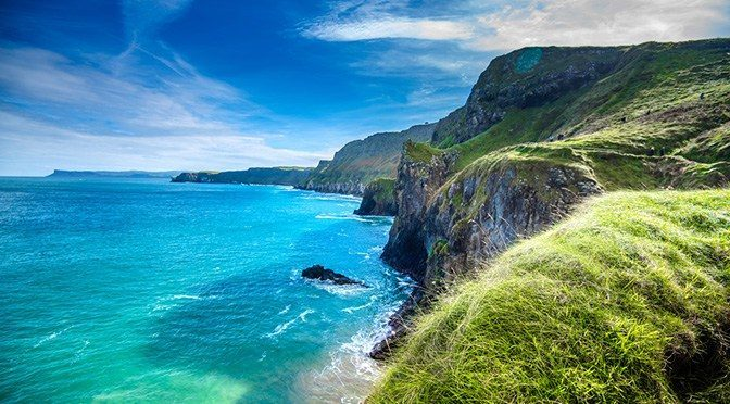 top road trips - Ireland