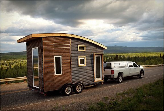 Top Tiny Homes - The Leaf house