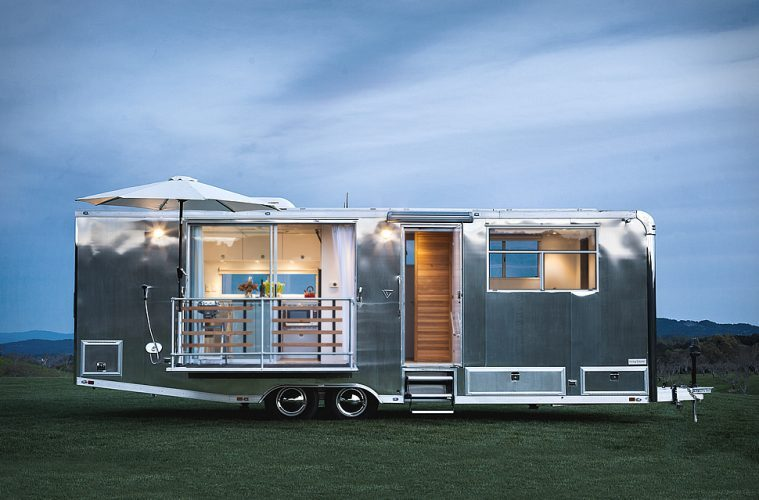 Top Tiny Homes - Living Vehicle
