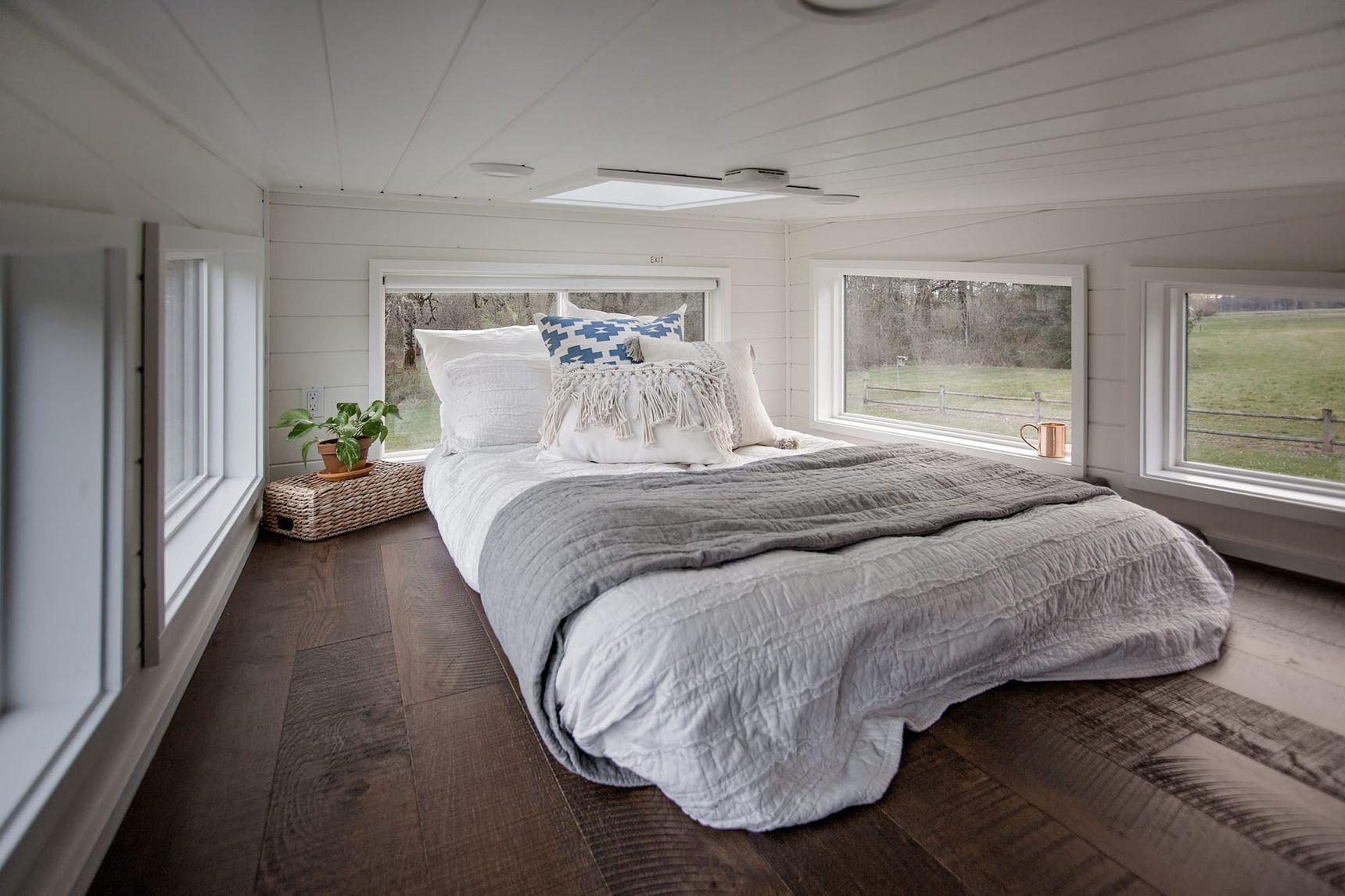 Tiny Home - Bedroom