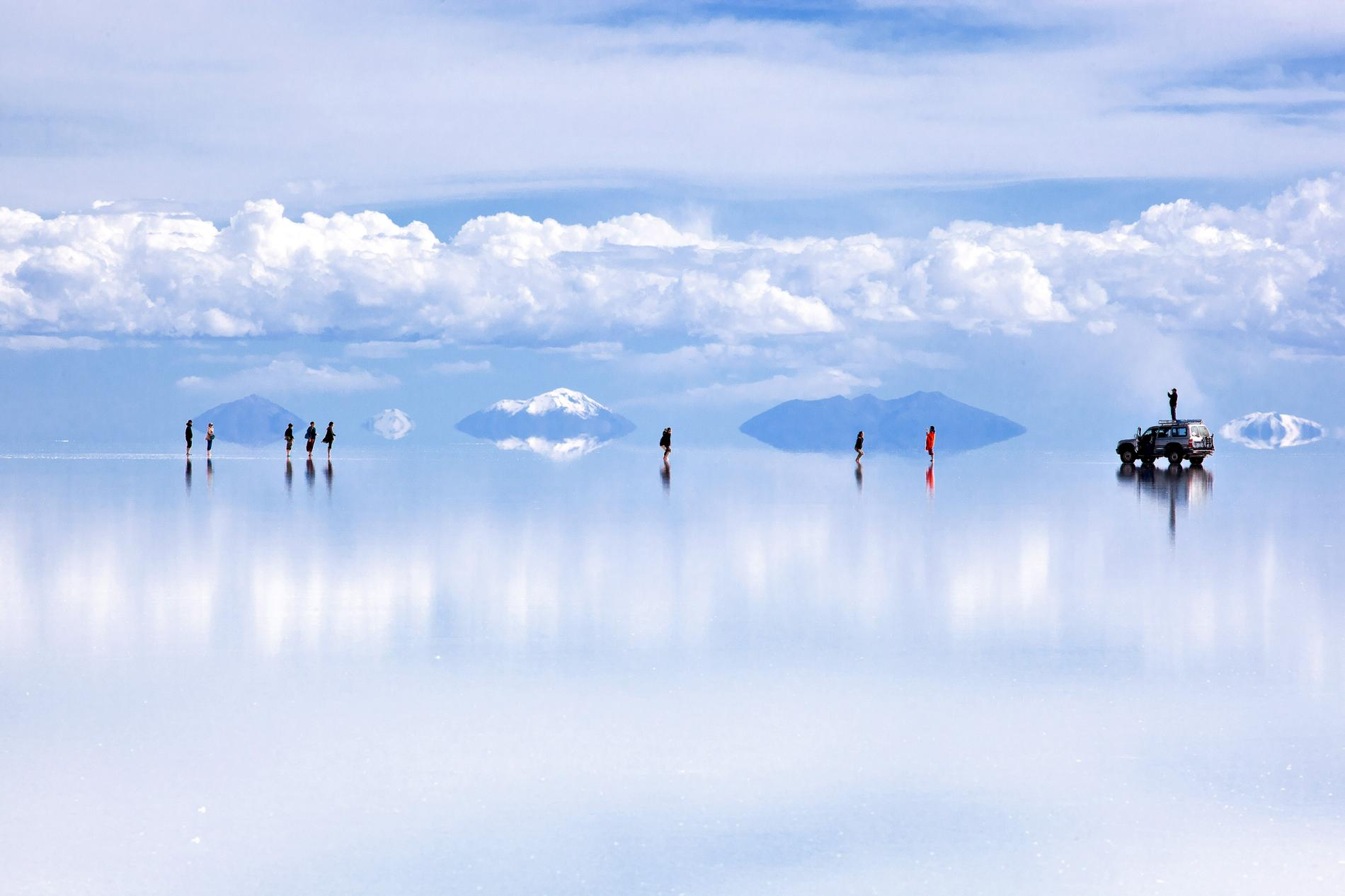 top road trips - Bolivia