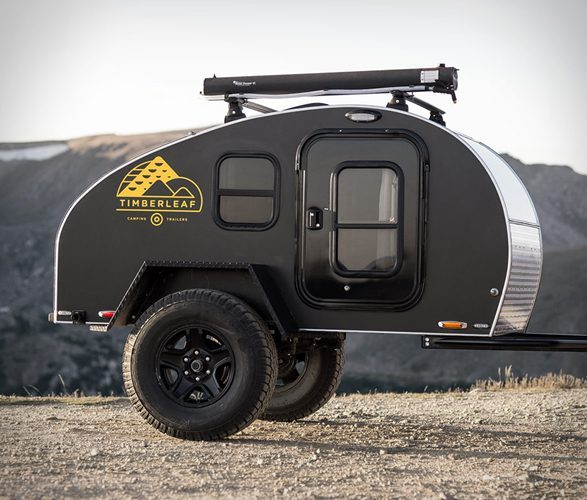 Off grid trailer - Timberleaf