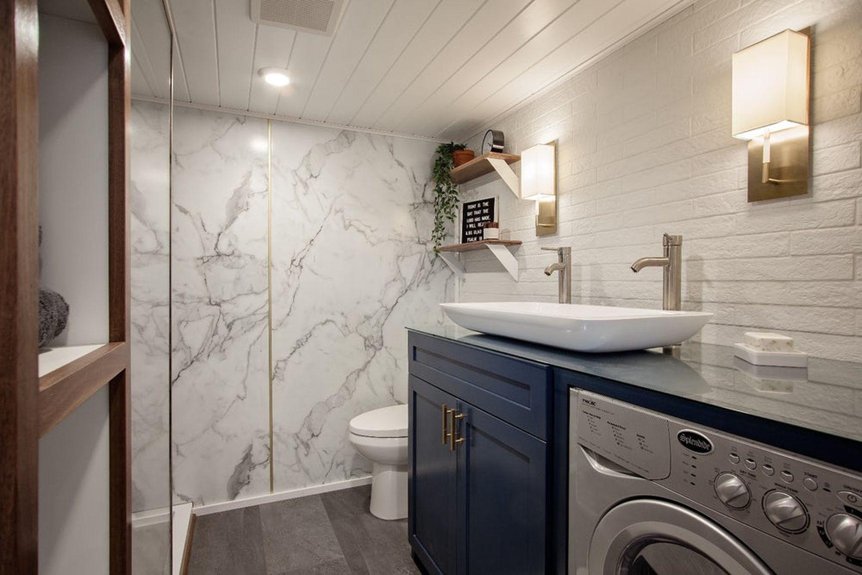 Tiny Home - Bathroom