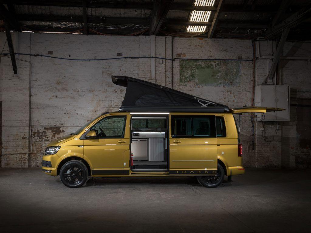 VW Camper Exterior