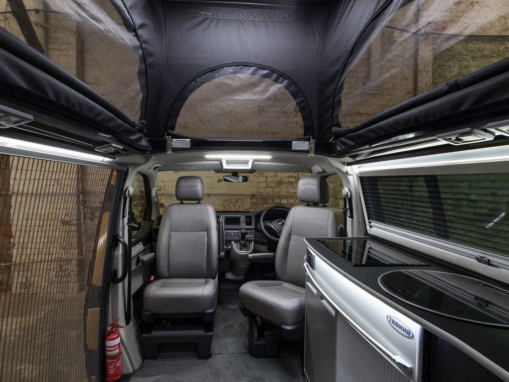 VW Camper Interior 2