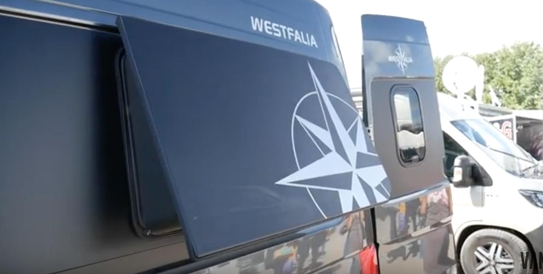 Volkswagen Westfalia Camper - Compass