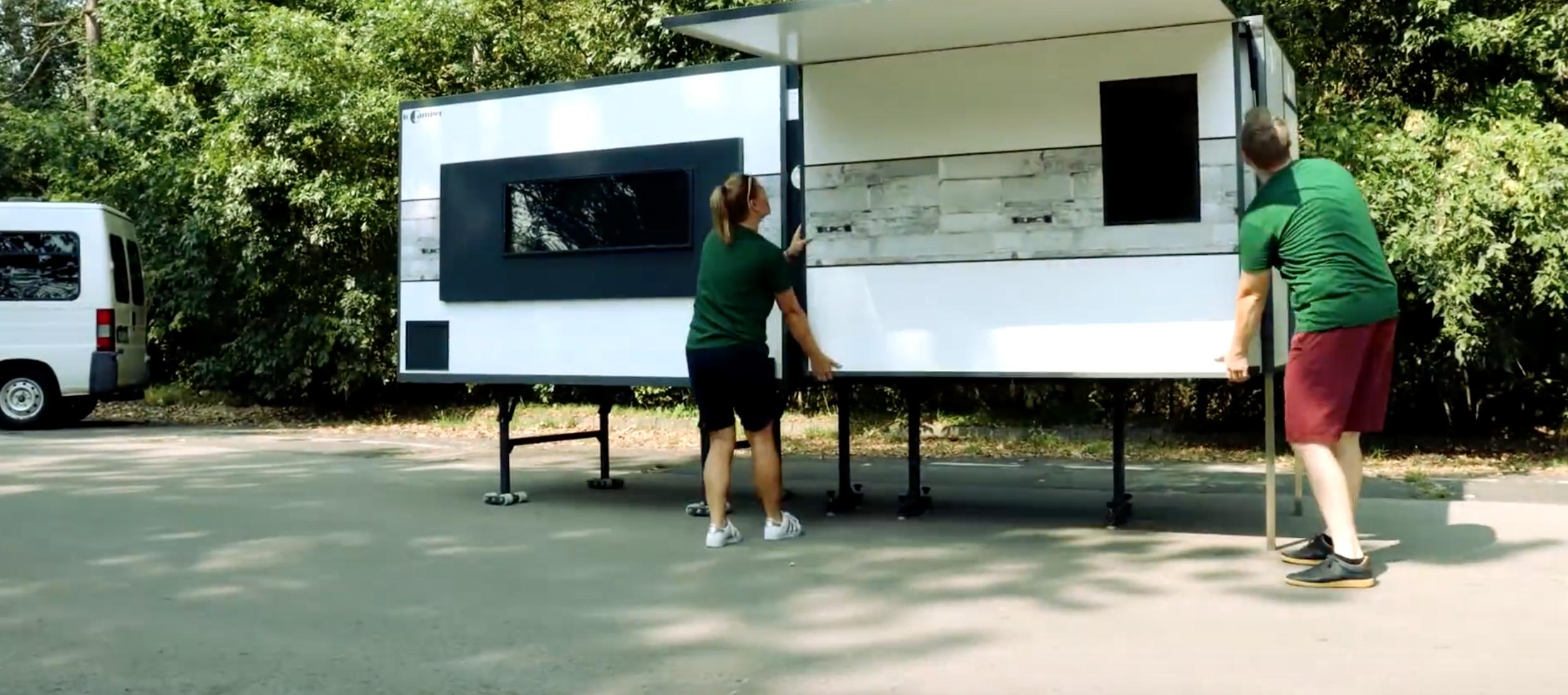 Extendable Camper - Apartment
