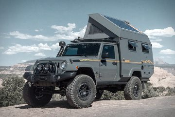 jeep camper conversion