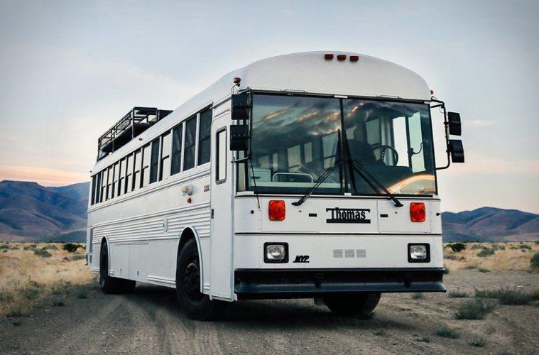 Top Ten Converted School Bus {Pala}