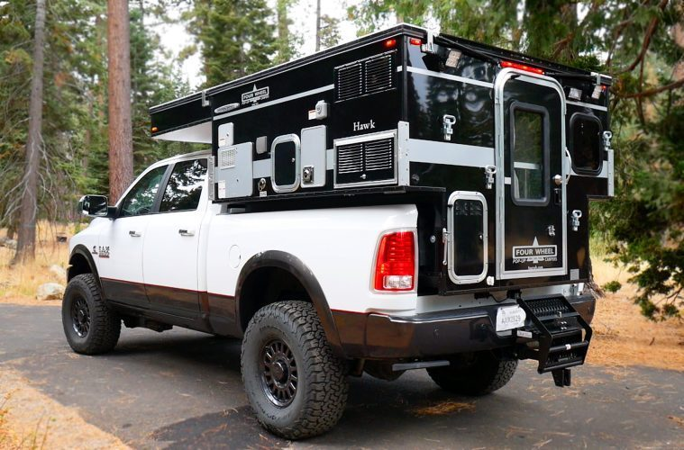 Best van to live in - Four Wheel Hawk