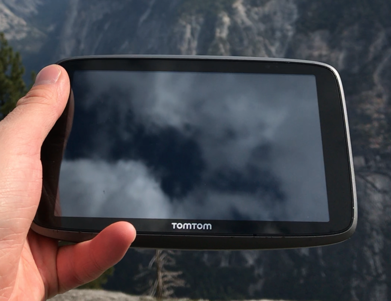 TomTom Go Camper - Mountains