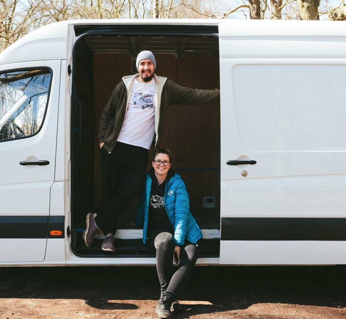 Van Life Instagram - The Indie Projects