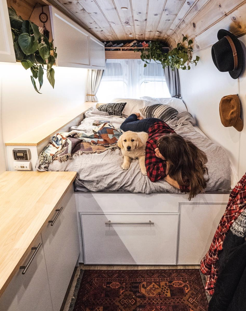 Van Life Instagram - we who roam
