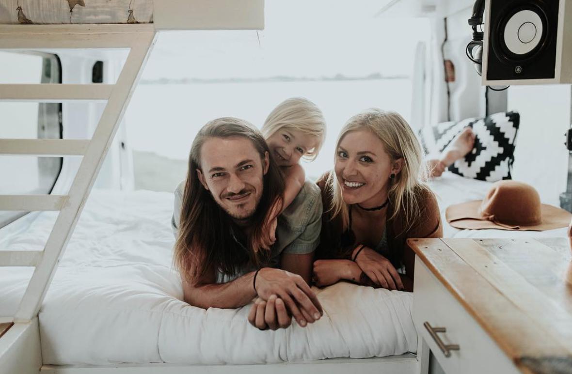 Van Life Instagram - Fite travels
