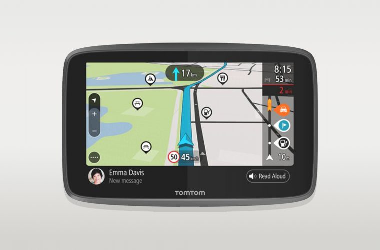 TomTom Go Camper Review - A Vanlifers Dream SatNav