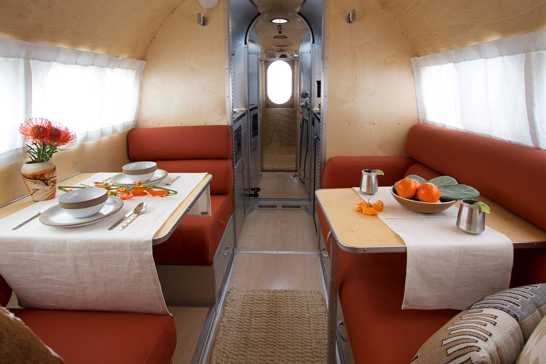 All Terrain Camper - dining