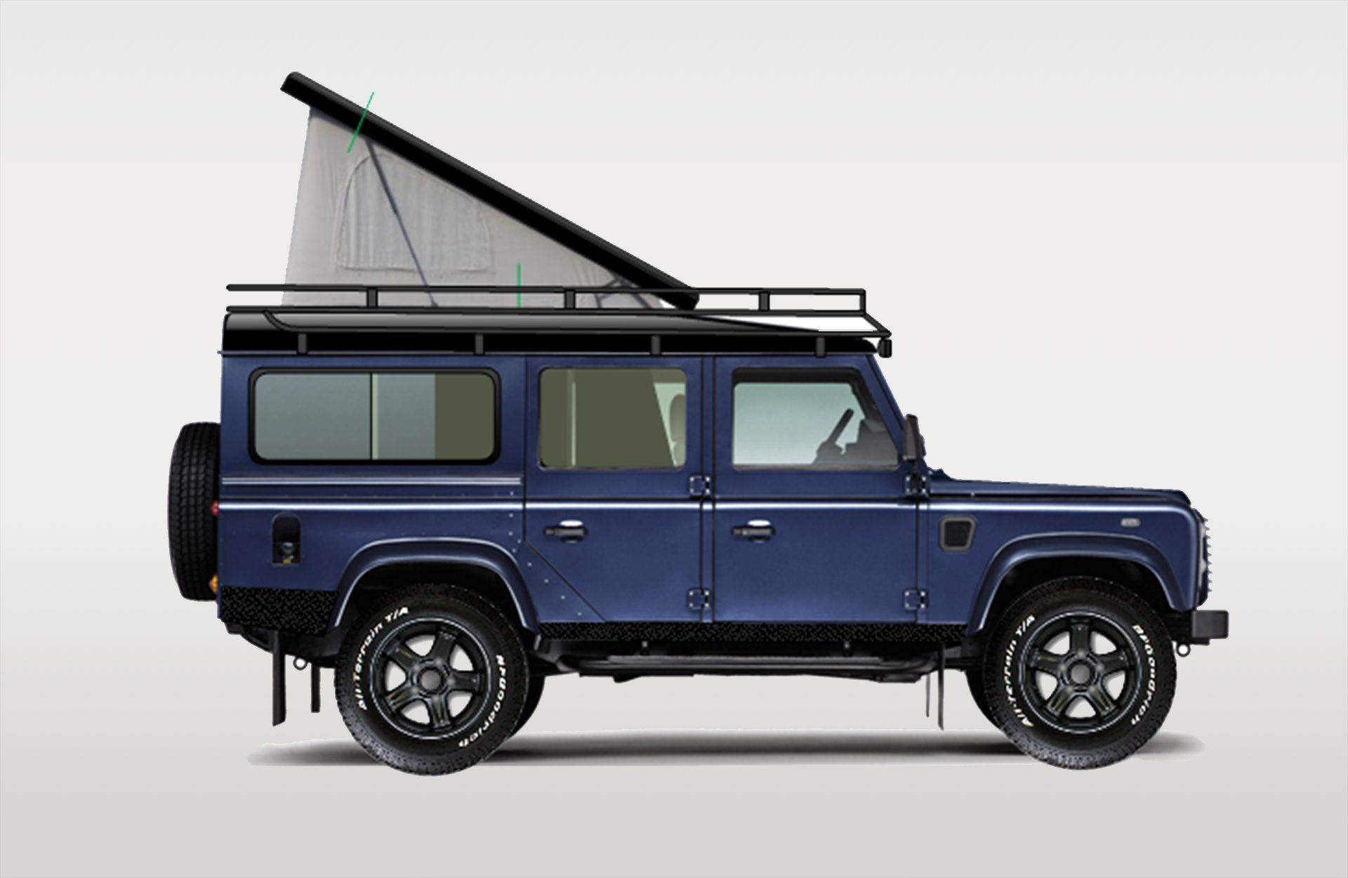 The Land Rover Camper Is Becoming A Popular Choice For Adventurers Defender Fuse Box Location