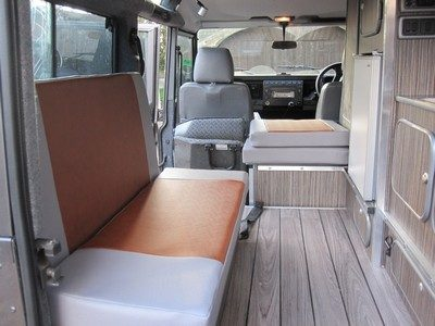 The Land Rover Camper Is Becoming A Popular Choice For