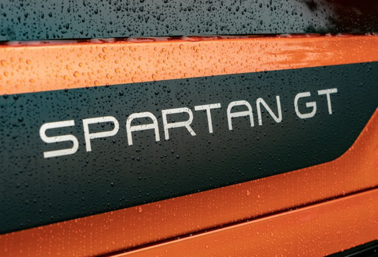 Ford Transit Campervan - spartan campervan