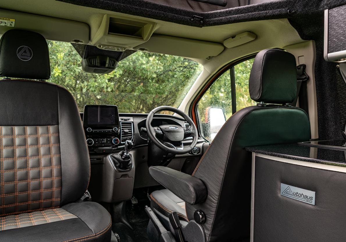Ford Transit Campervan - Autohaus