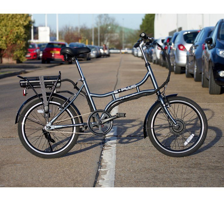 Travel Bikes - E Plus outside