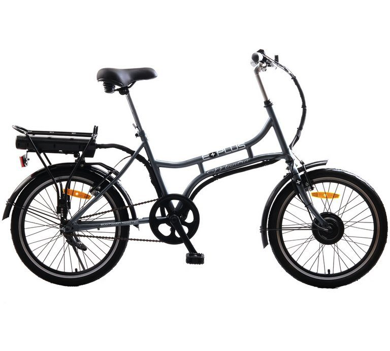 Travel Bikes - E-Plus