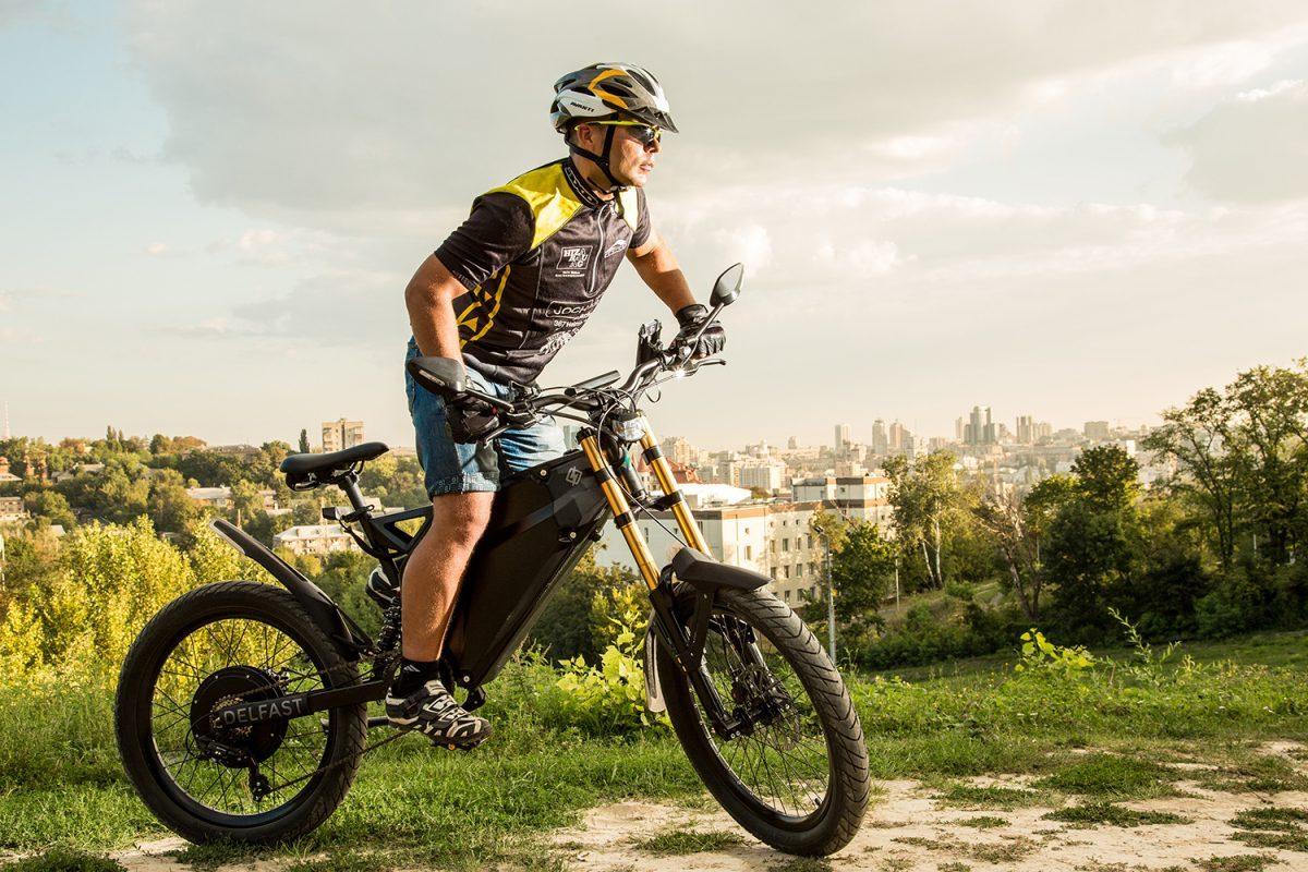 Travel Bikes - Delfast Prime