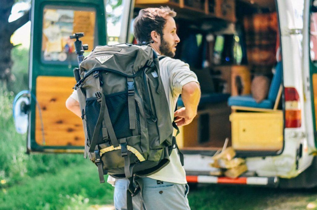 weekend warrior - backpack