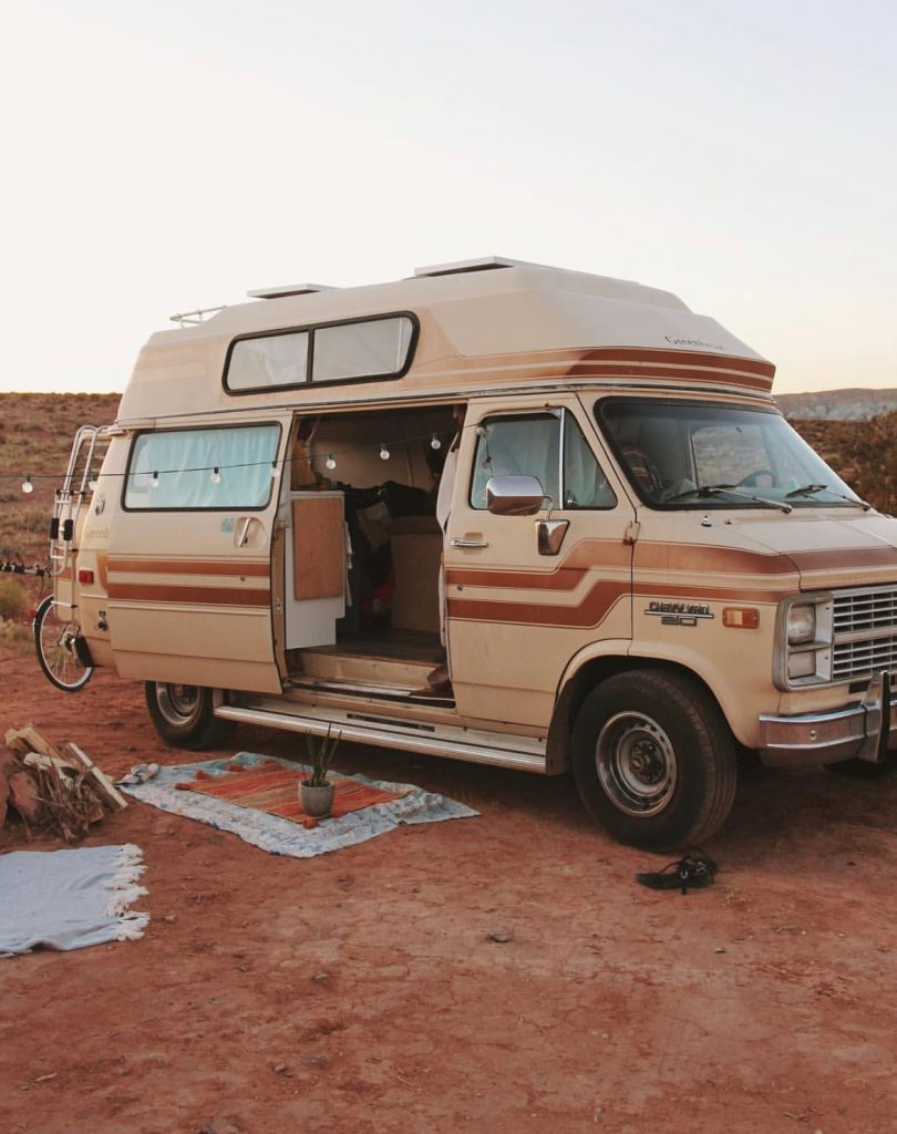 van life ideas - chandra rae