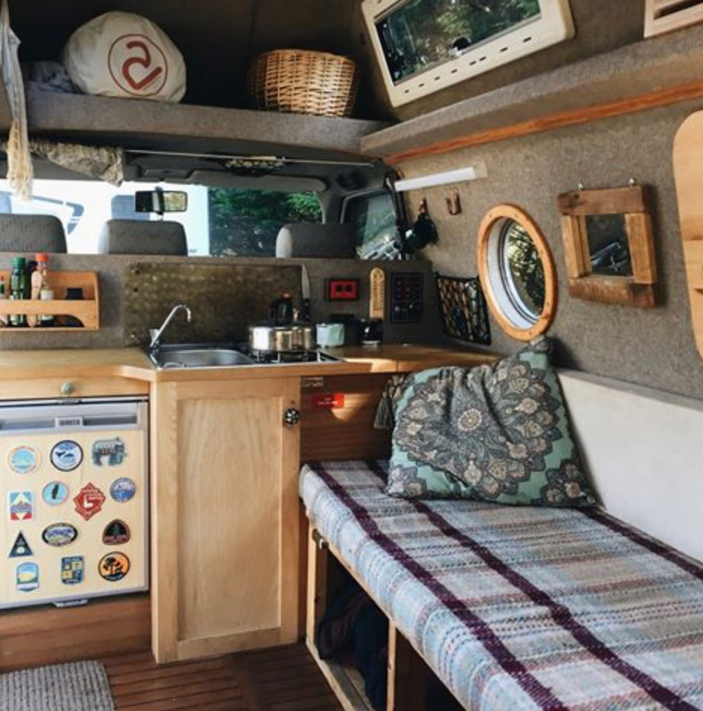 van life ideas - the rolling home