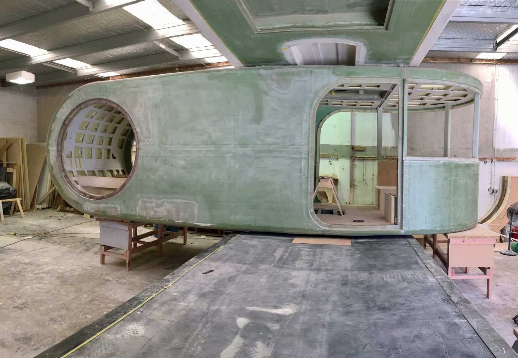 Expanding Trailer - In Construction