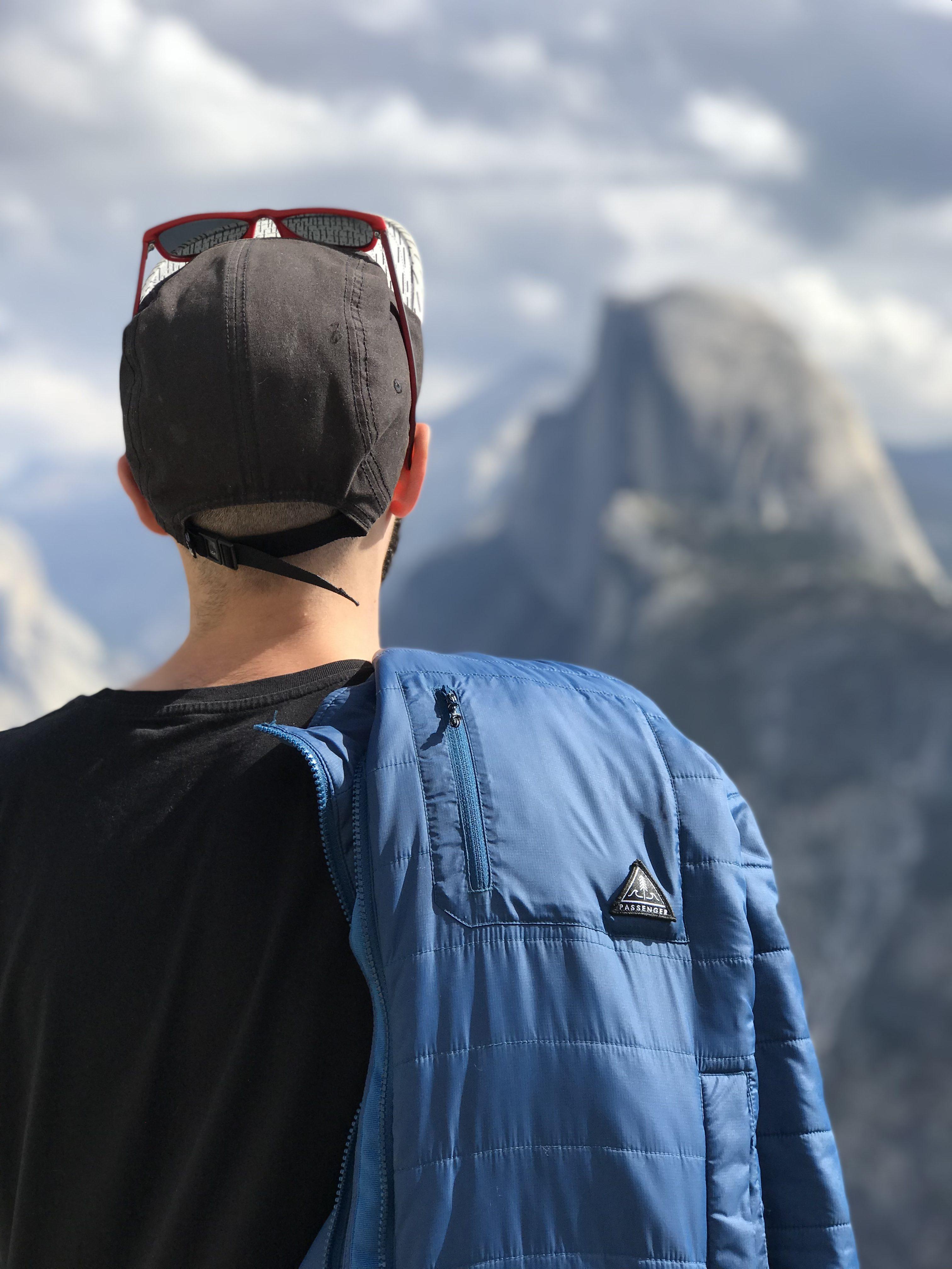 Van Life Clothing - Tracker Packaway Jacket