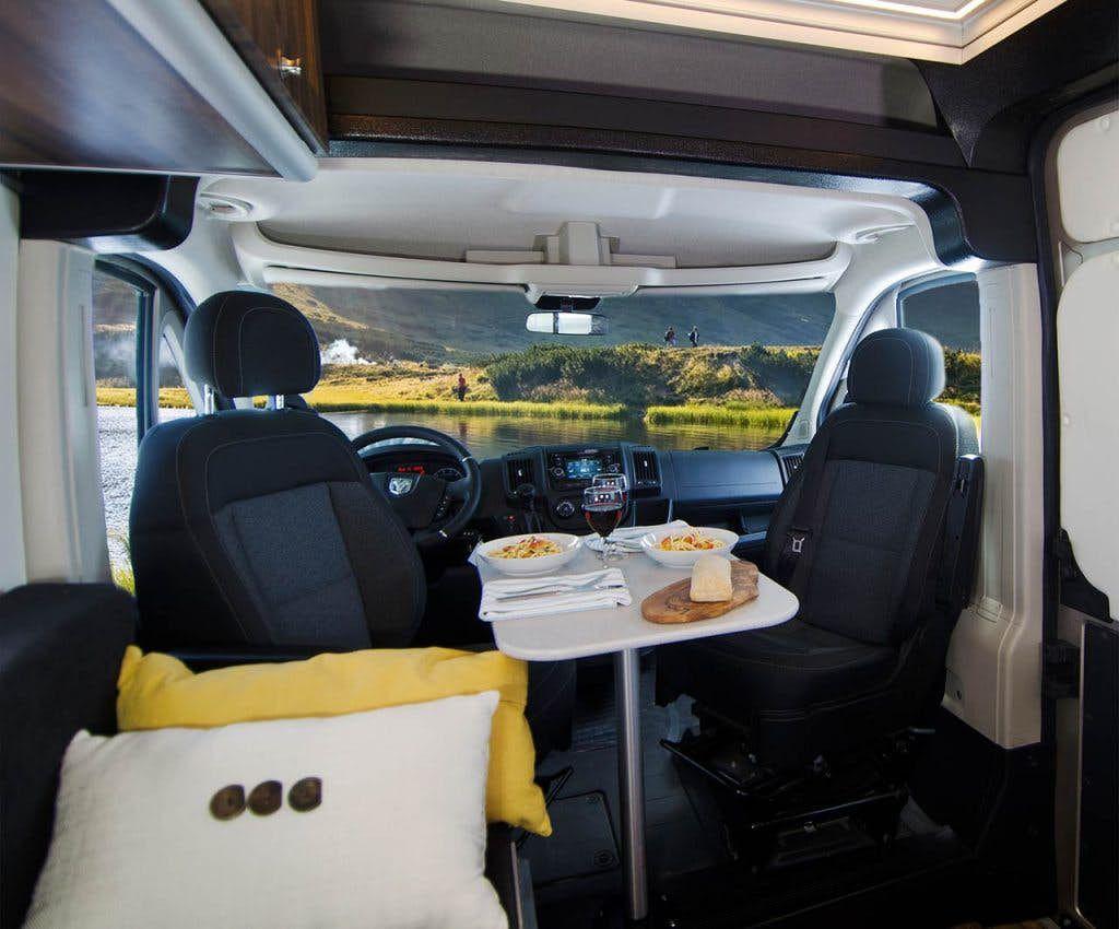 Carado Axion - seats