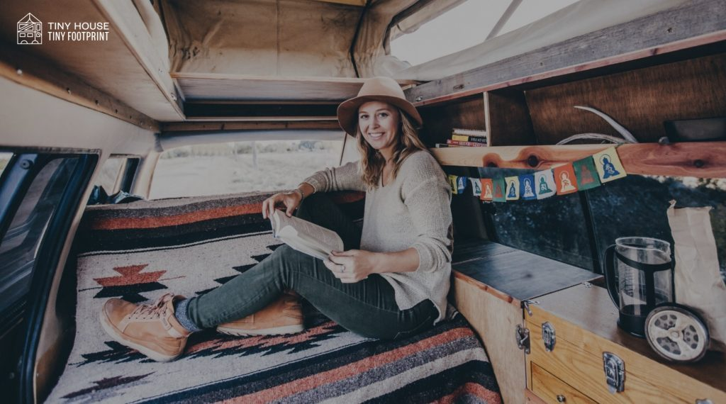 Vanlife Blogs - Tiny House Tiny Footprint