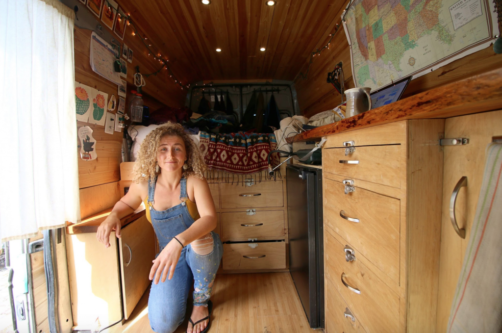 Vanlife Blogs - One Chick Travels