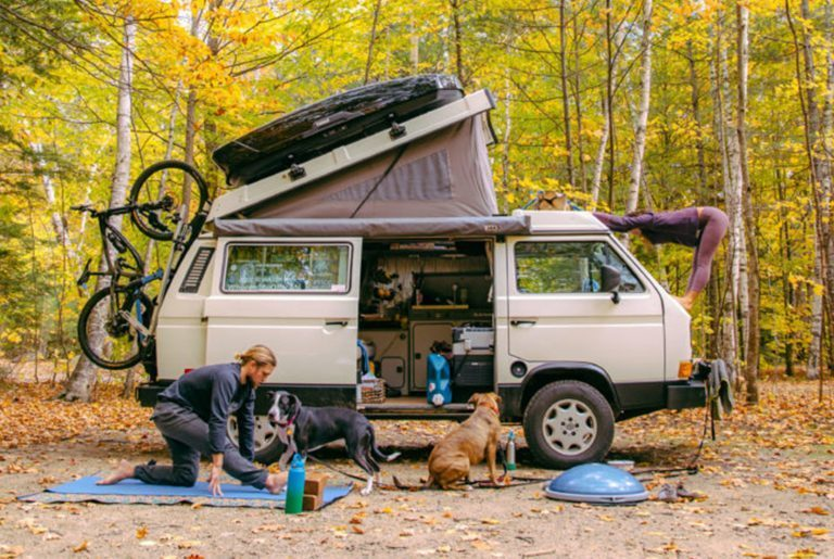 Vanlife Blogs - Van Clan
