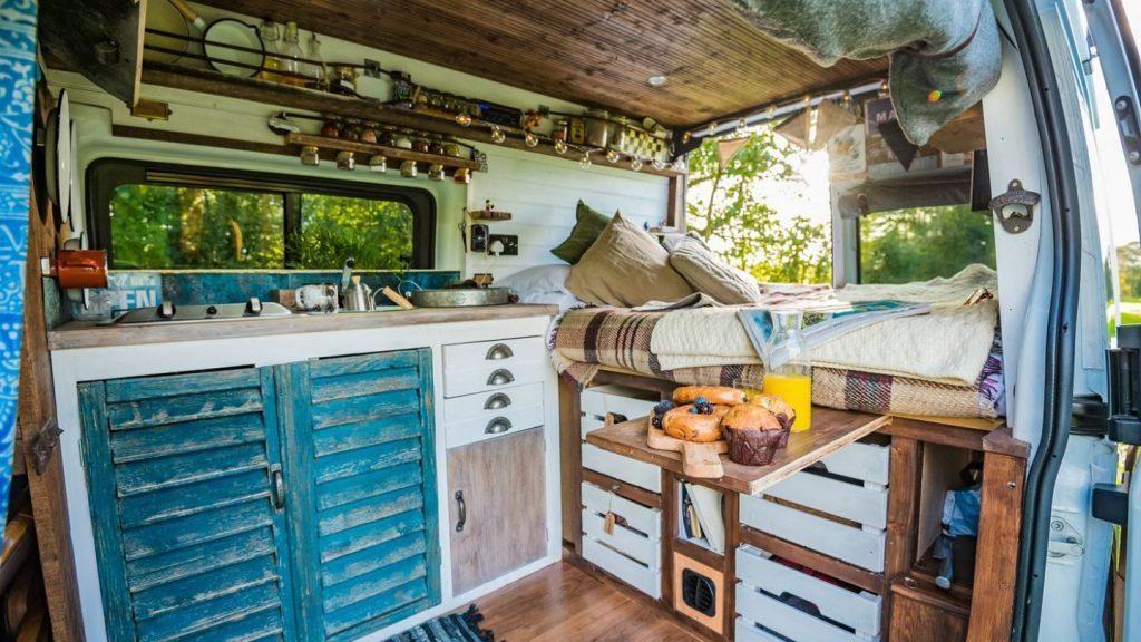 ford campers - wanderland
