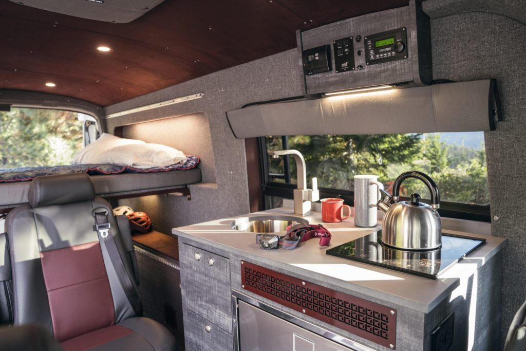 ford campers - cascade living