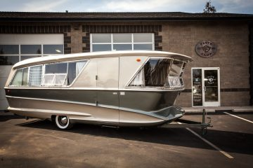 vintage camper - feature