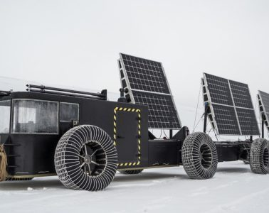 off grid adventure - solar voyager feature