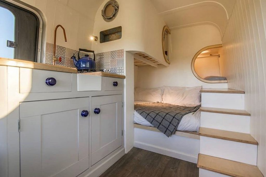 van life ideas - pods